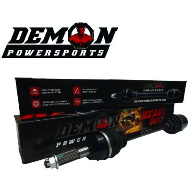Demon Powersports Heavy Duty Rear Right Axle Shaft Yamaha Grizzly 660