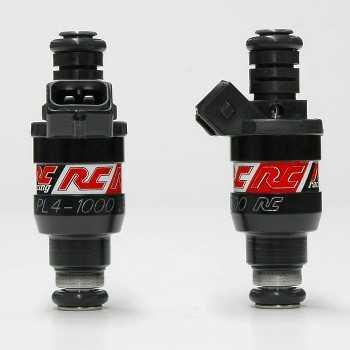 RC Engineering 95lb 1000cc Fuel Injector Set Porsche 996 TT 01-05 - PL4-1000