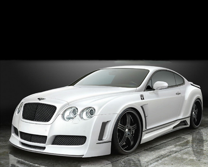 Veilside Premier 4509 Carbon Fiber Full Widebody Kit Bentley GT 04-11 - PR003