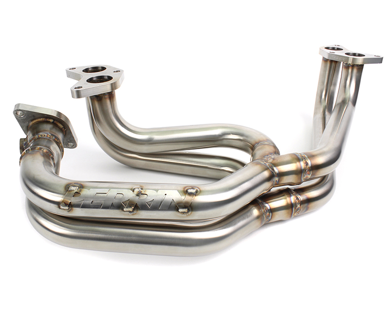 Perrin E4 Series Equal Length Big Tube Header Subaru Forester XT 04-08