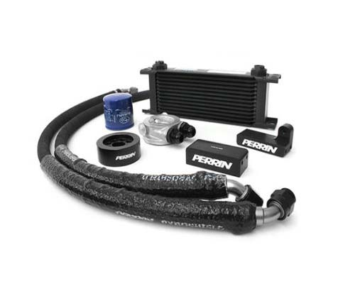 Perrin Oil Cooler Kit Subaru WRX 02-14