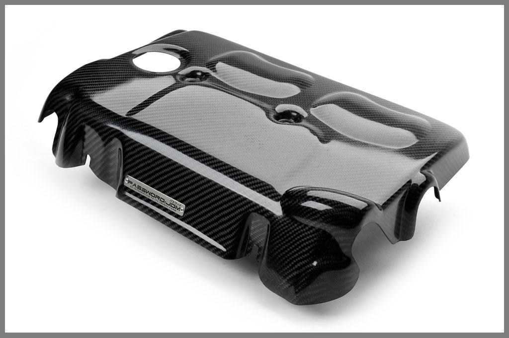 Password Jdm Dry Carbon Fiber Engine Cover Scion Xb 05