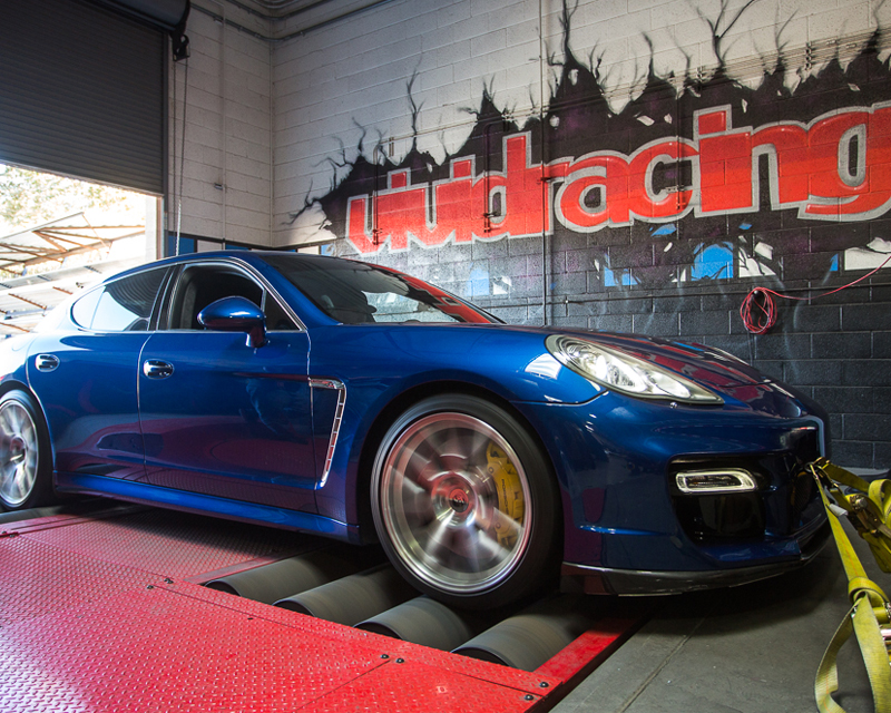 VR Tuned ECU Flash Tune Porsche Panamera Turbo 4.8L V8 10-13