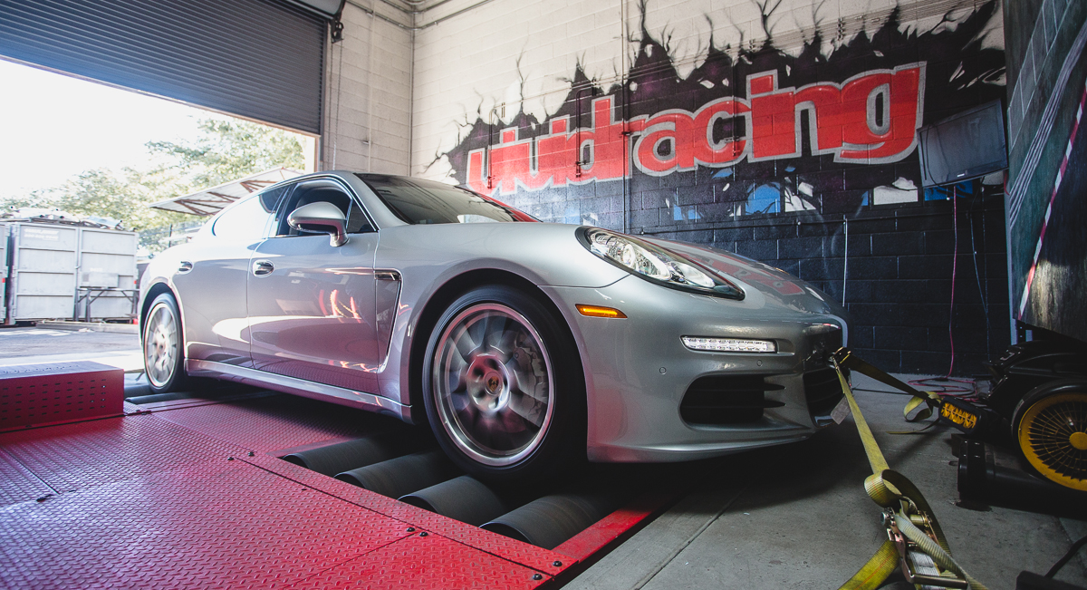 VR Tuned ECU Flash Tune Porsche 970 Panamera 3.0T 420hp 14-17