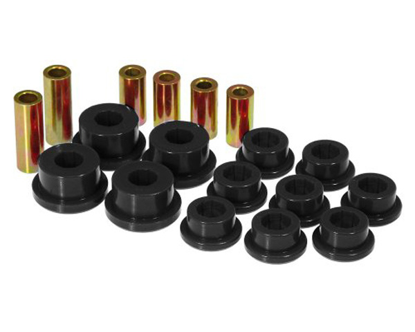Prothane Black Axle Housing Bushings Rear without Shells Ford Mustang 79-03