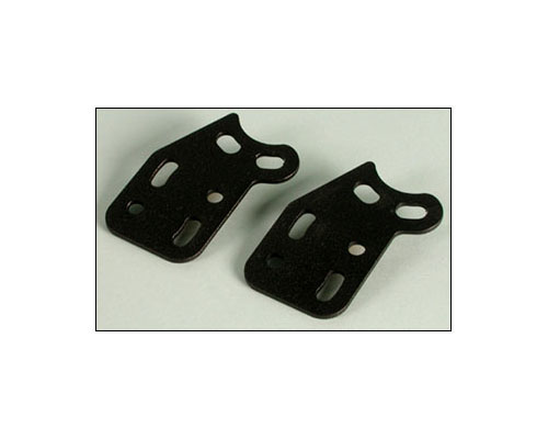 Brey Krause Adapter Brackets for R1030 R1029 Porsche 966 98-05 Cab | 997 05-08 Cab Coupe w/Bose