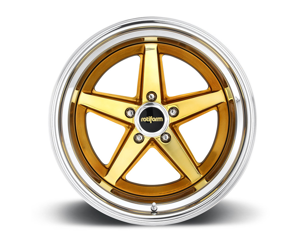 Rotiform 917 2-Piece Forged Concave Wheels - R917-2PCFORGED-CONCAVE