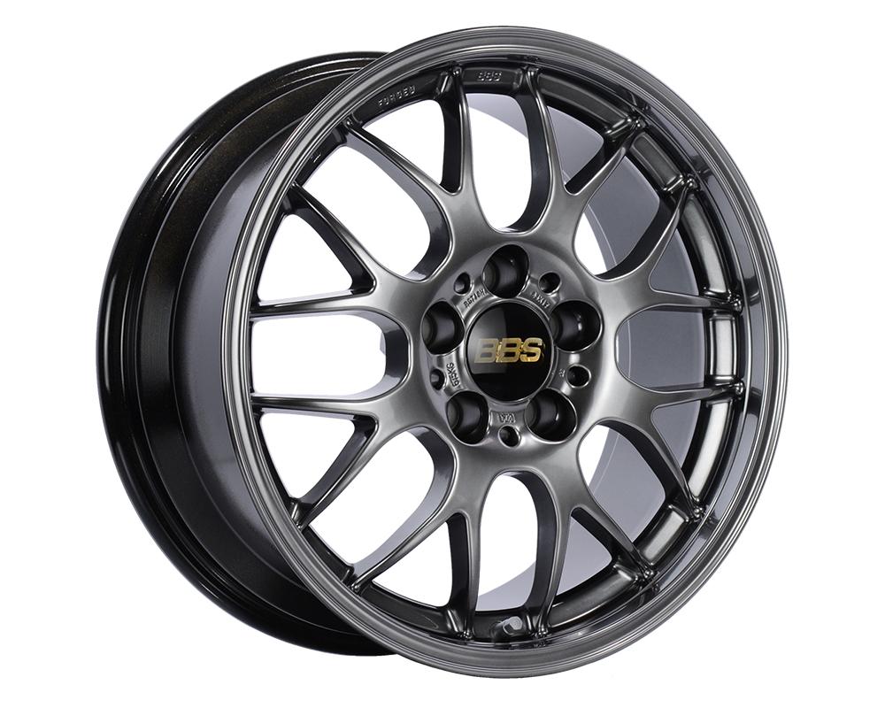 BBS RG-R Wheel 18x8.5 5x114.3 53mm Diamond Black RG750HDBK - RG750HDBK
