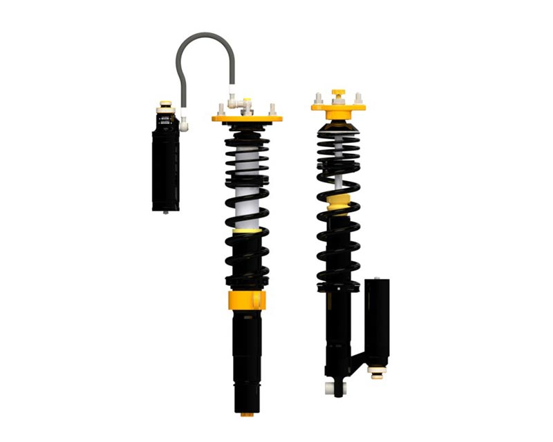 AST 5200 Series Monotube Coilovers w/Springs Springs BMW E46 3 Series non M3 00-05