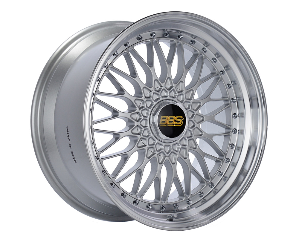 BBS Super RS Wheel 19x10 5x120 20mm RS542HSPK - RS542HSPK