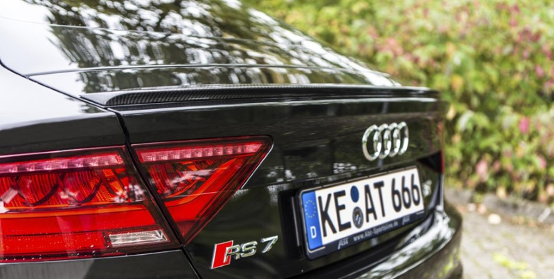 ABT Sportline Aero Rear Spoiler Audi A7 | S7 | RS7 15-18 - 4G8809140