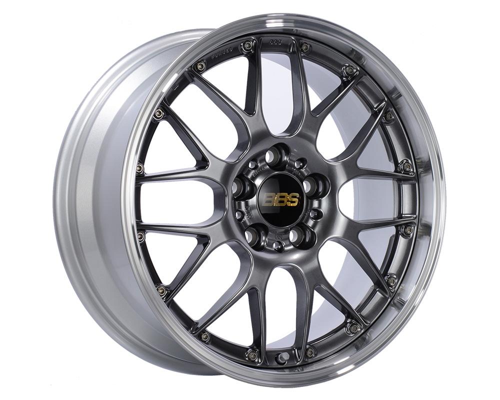 BBS RS963 Diamond Black | Diamond Cut Rim 20x8.5 5x120 15 - RS963DBPK