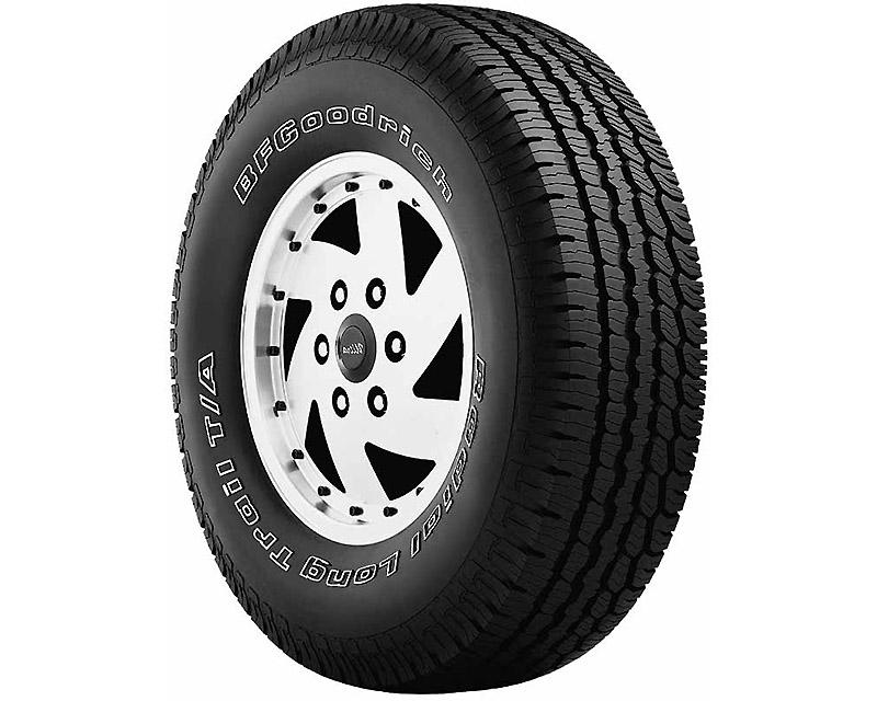 BFGoodrich Radial Long Trail T/A P265/60R18 109T Tire - 27971