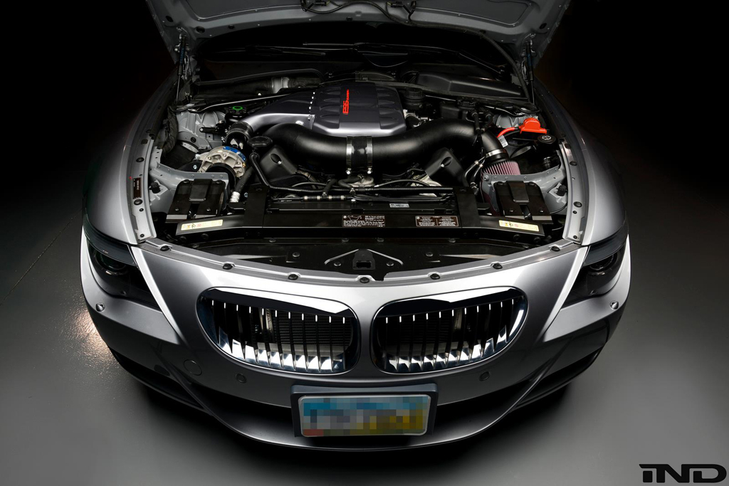 S85 650 Ess Tuning Vt2 650 Supercharger System Bmw M5 E60 E61 05 10