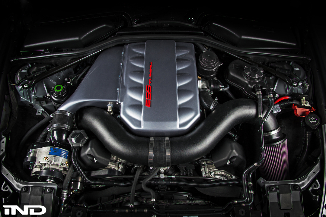 S85 650 Ess Tuning Vt2 650 Supercharger System Bmw M5