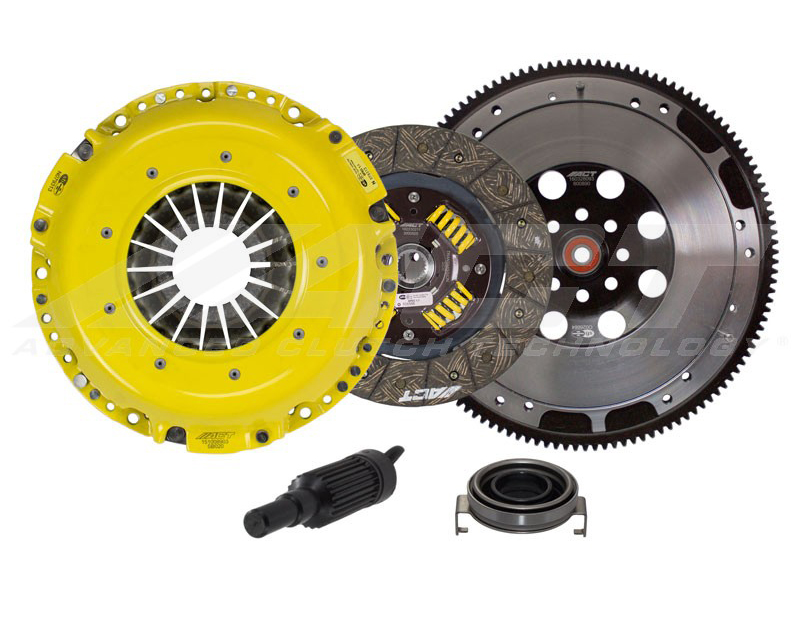 ACT Heavy Duty Performance Street Sprung Clutch Kit Subaru Forester 2008