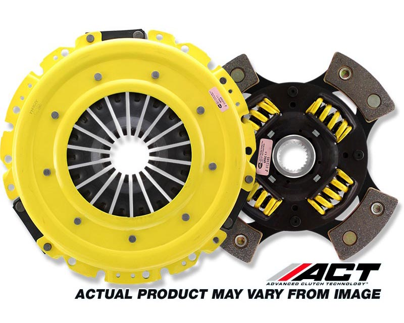 ACT Clutch Kit XT | Race Sprung 4 Pad Subaru BRZ 13-14