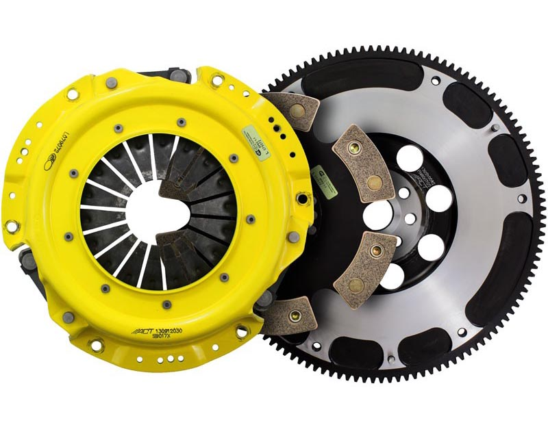 ACT Clutch Kit XT | Race Rigid 6 Pad Subaru BRZ 13-14