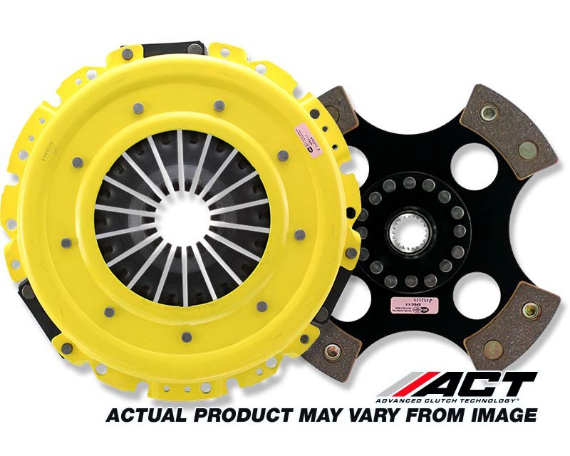 ACT Clutch Kit XT | Race Rigid 4 Pad Subaru BRZ 13-14