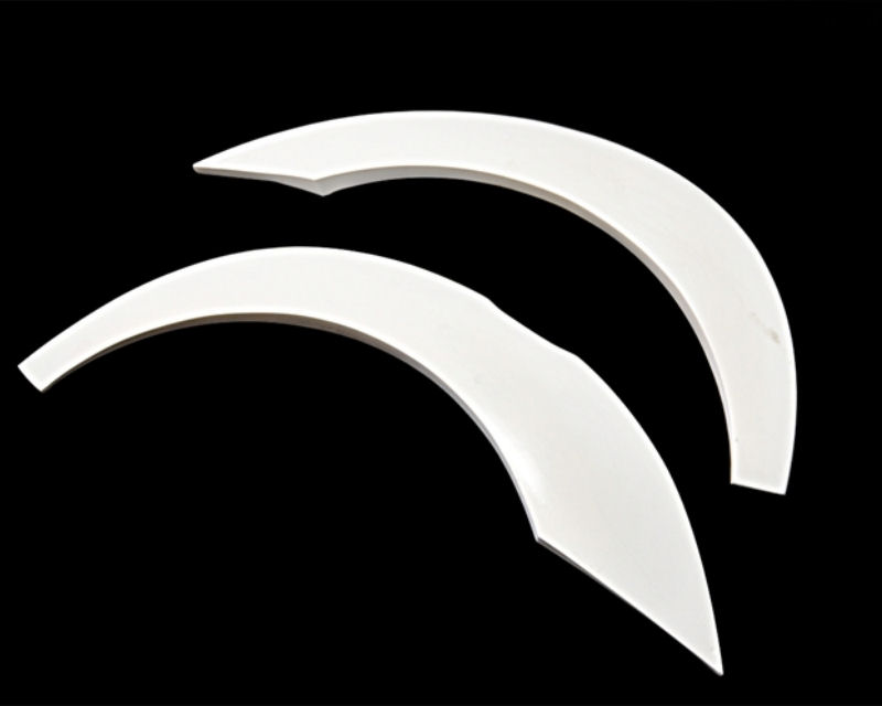 ARK S-FX Fiberglass Side Wide Front Fender Hyundai Genesis Coupe 13-14