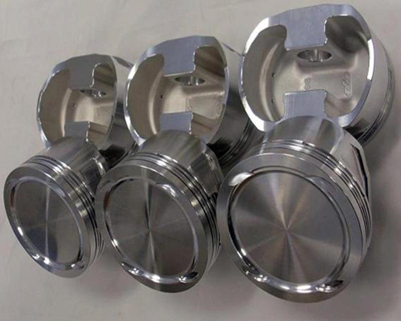 Boost Logic Custom Piston Set for Stock Motor Nissan GT-R R35 09-17