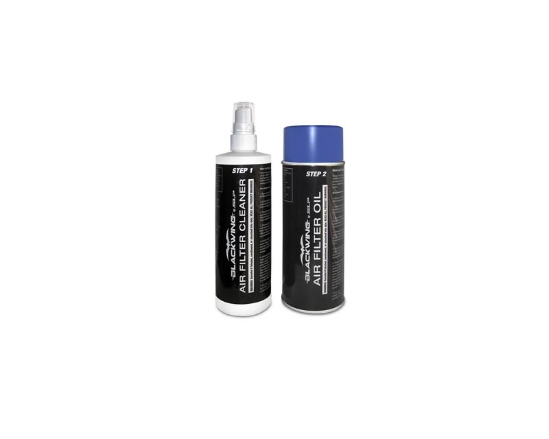 SLP Performance Air Cleaner Blackwing Filter Blue Universal