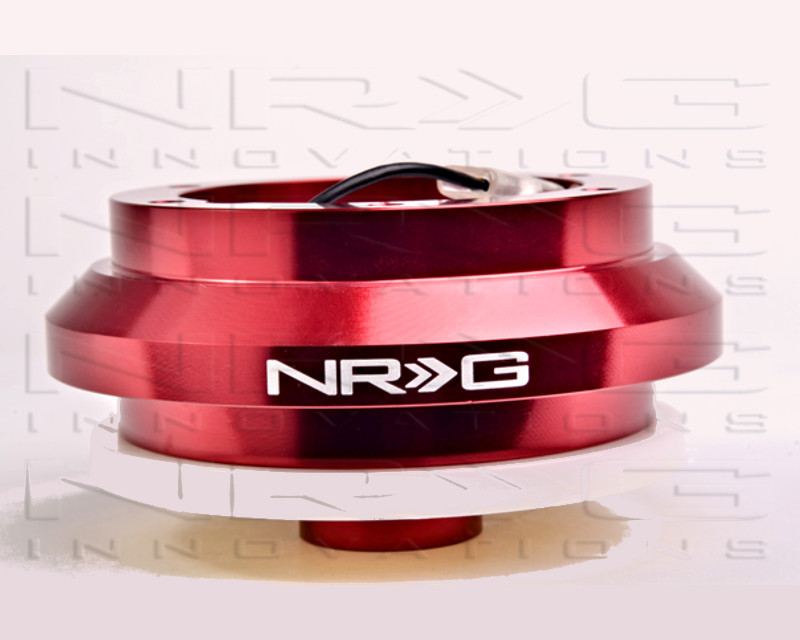 NRG Red Short Hub Acura Integra 94-01