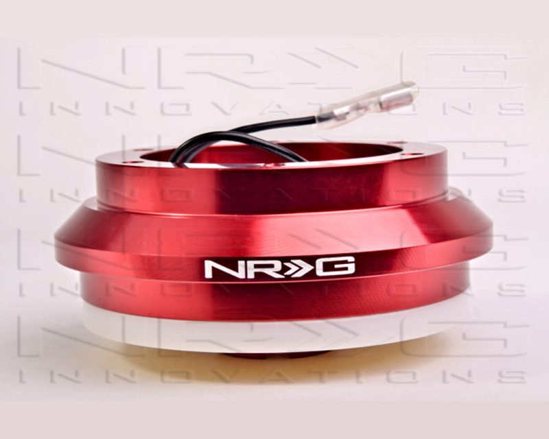 NRG Red Short Hub Acura CL 97-03