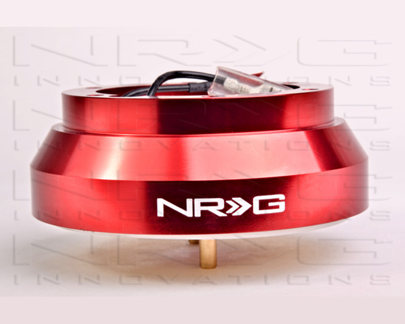 NRG Red Short Hub Nissan 200SX 95-98