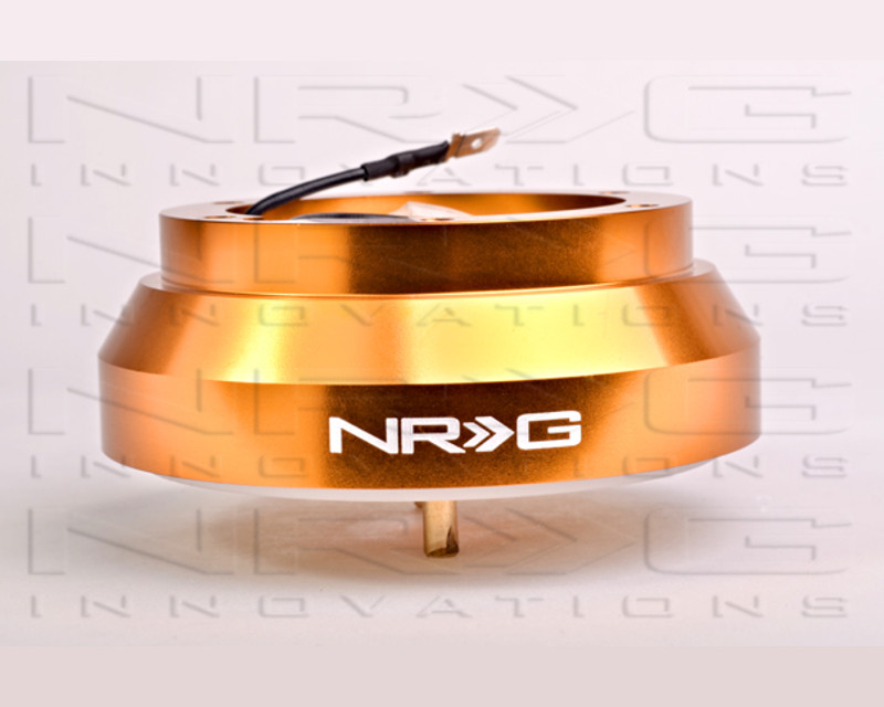 NRG Red Gold Short Hub Nissan 200SX 95-98