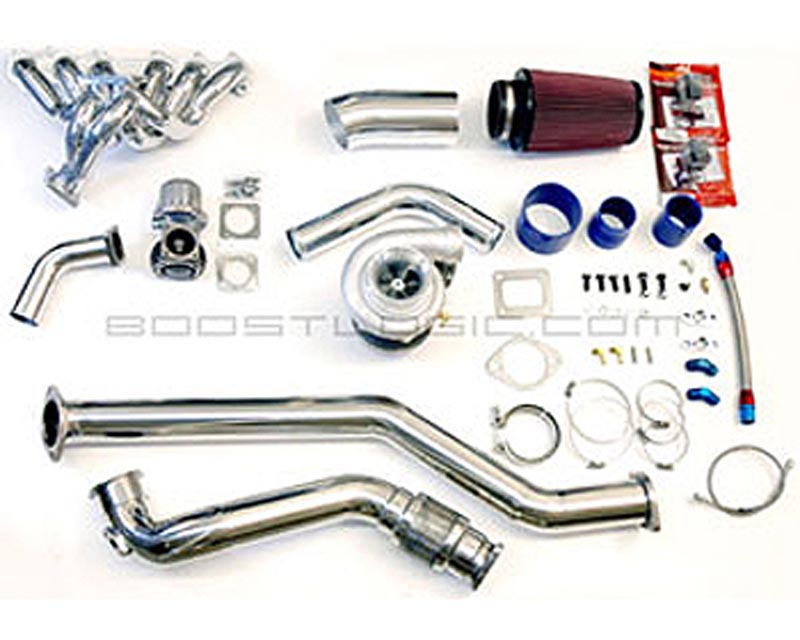 Boost Logic Stage 3 Turbo Kit w/T67 Toyota Supra 93-02