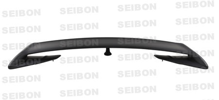 Seibon Dry Carbon OEM Style Rear Spoiler Nissan GT-R R35 09-18 - RS0910NSGTR-OE-DRY