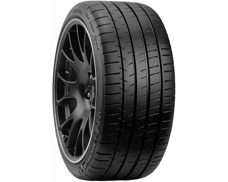 Michelin Pilot Super Sport 265/40ZR19/XL (XL PLY) 102Y Tire - 13092