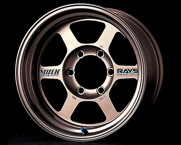 Volk Racing TE37X Large PCD Wheel 16x5.5 5x139.7