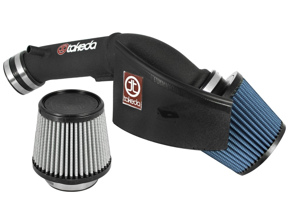 Takeda Stage 2 Pro 5R Intake System Black Honda Accord L4-2.4L 13-14