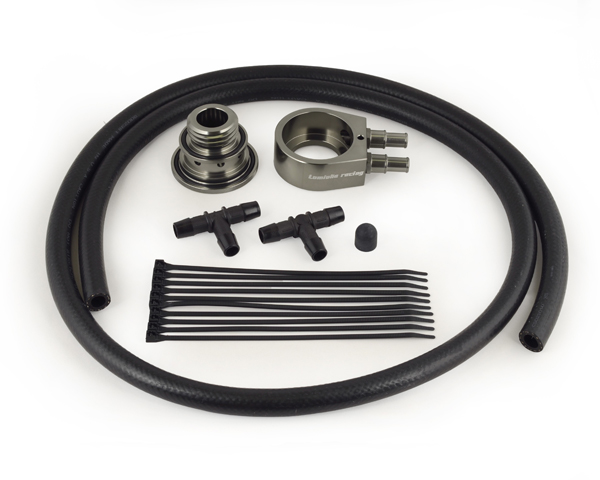 Tomioka Racing Air | Oil Separator Kit Universal Subaru