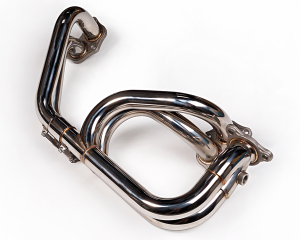 Tomioka Racing Equal Length Exhaust Manifold with Up-Pipe Subaru WRX |STI | EJ20 | EJ25 02-14