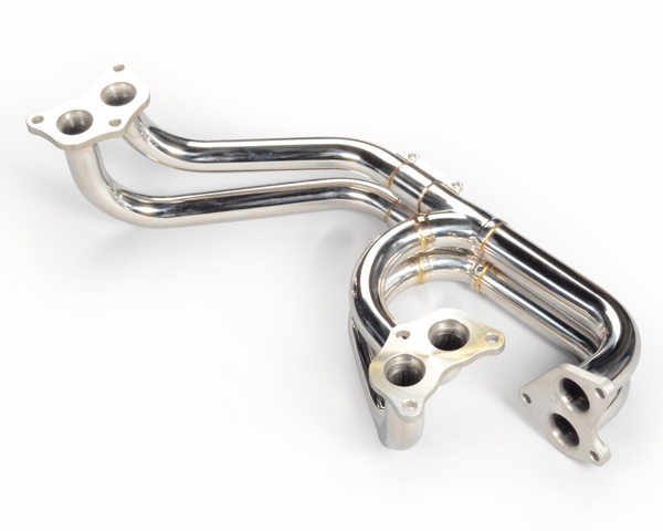 Tomioka Racing Equal Length Twin Scroll Exhaust Manifold Subaru WRX |STI | EJ20 | EJ25 02-14