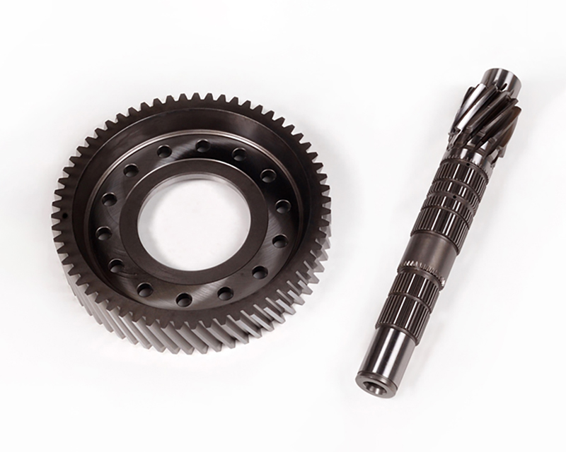Tomioka Racing 4.00 Final Drive Ring And Pinion Gear Set Mitsubishi Evolution VIII | IX 5-Speed 03-07