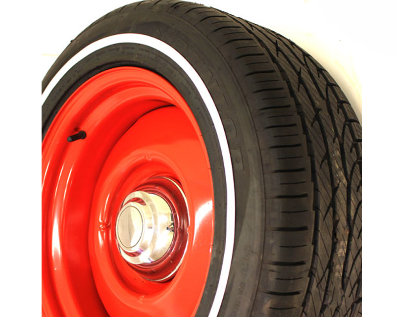 Tred Wear .5 Inch White Wall for Tires - TRW-16274