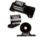 Torque Solution Billet aluminum 3 piece Engine Mount kit Mitsubishi Evolution VII-IX 2001-2006