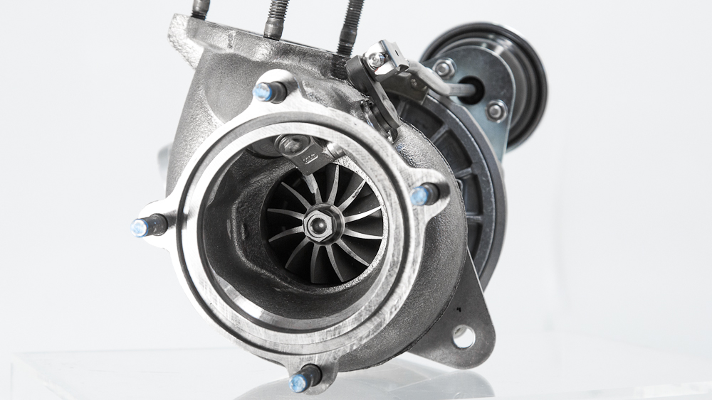 Agency Power K16 K24 Billet Turbo Upgrade Stage 1 Porsche 996 Turbo | GT2 01-05