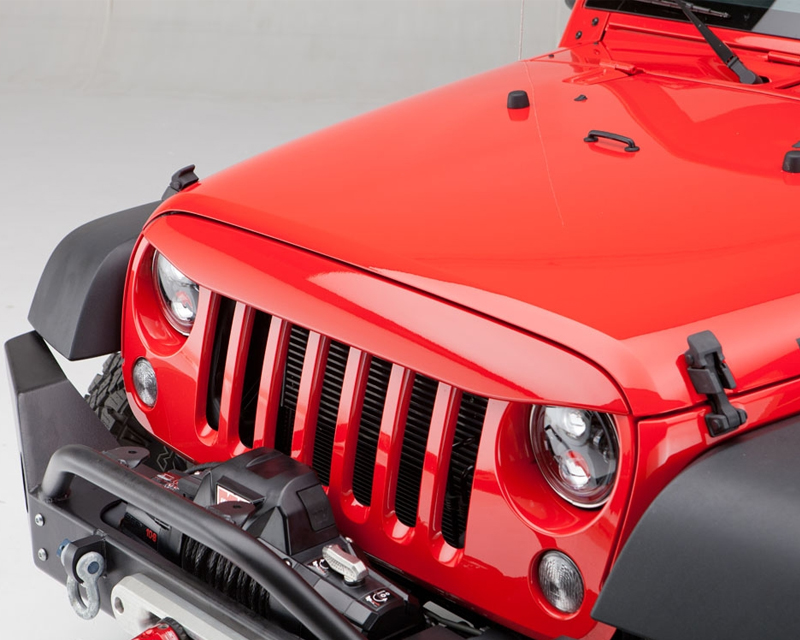 Undercover PRP- Cherry Nighthawk Light Brow Jeep Rubicon 2 and 4-door models 07-16 - NH1001-PRP