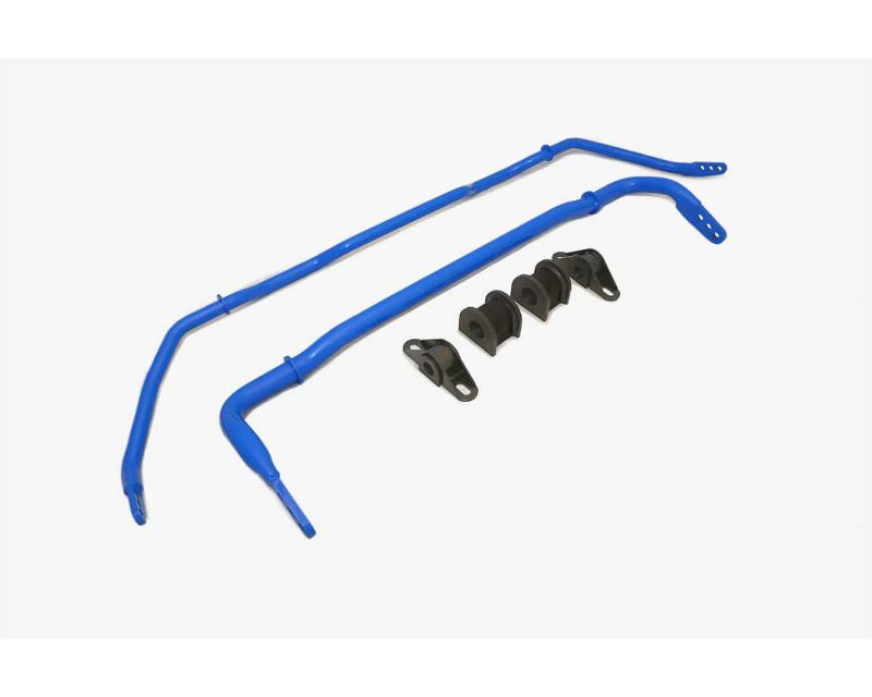 Unplugged Performance Adjustable Front And Rear Sway Bar Tesla Model 3 - UP-ASB-RF-T3
