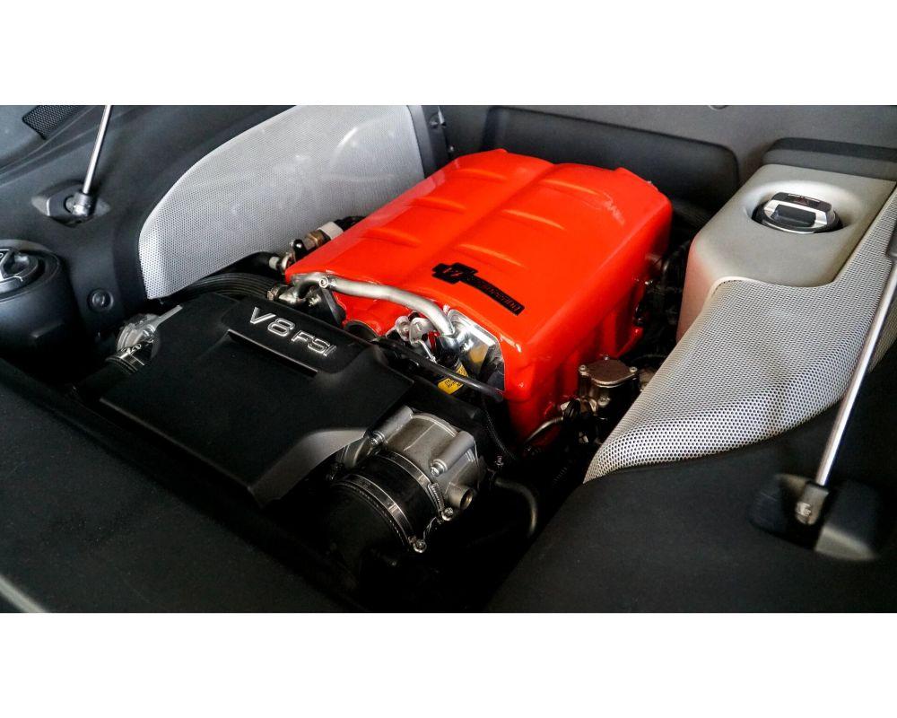 VF Engineering Supercharger System Audi R8 V8 4.2L 2009-2014 - VFK85-02