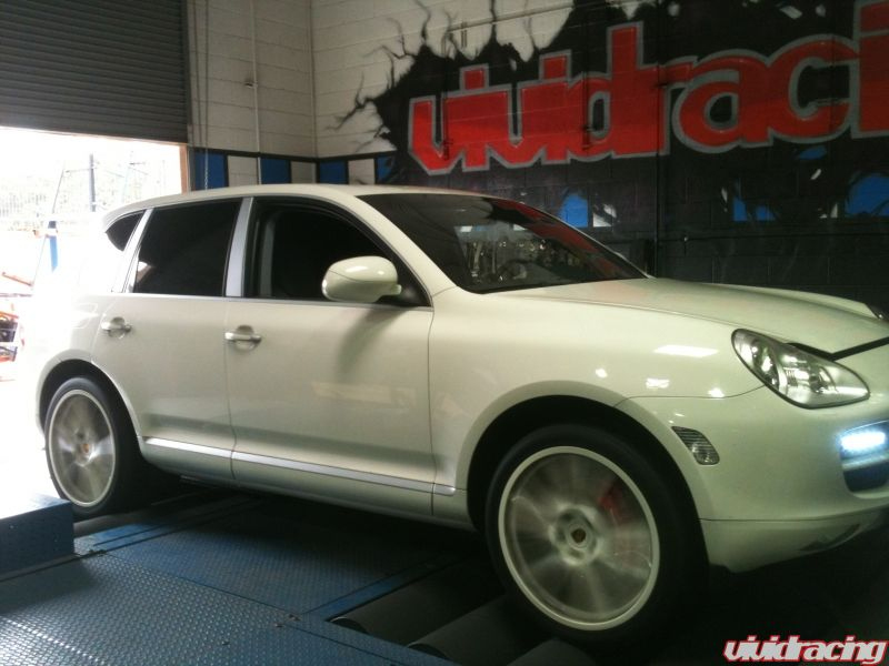 VR Tuned ECU Flash Tune Porsche 955 Cayenne S 4.5L V8 03-07