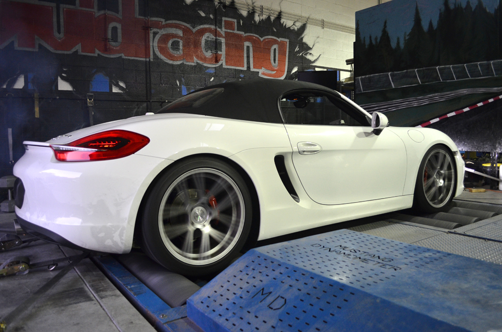 VR Tuned ECU Flash Tune Porsche 981 Boxster S 3.4L 325hp 13-16