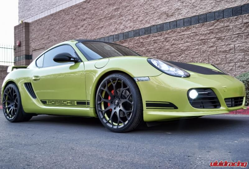 VR Tuned ECU Flash Tune Porsche 987 Boxster | Cayman 3.4L DFI 09-11