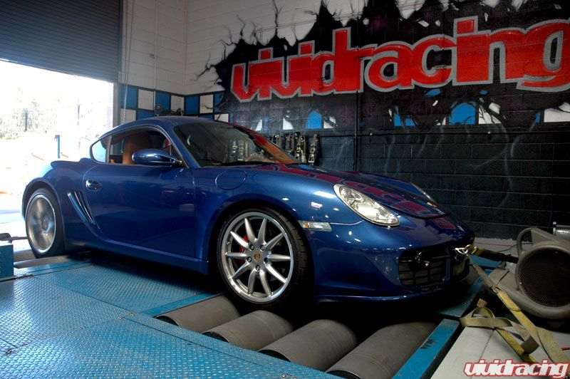 VR Tuned ECU Flash Tune Porsche 987 Boxster | Cayman 2.9L DFI 09-11