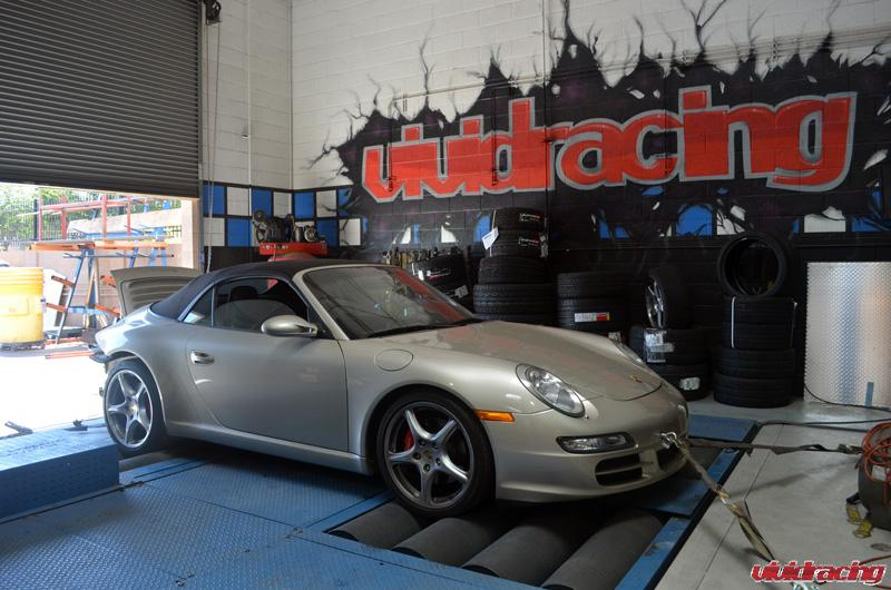 VR Tuned ECU Flash Tune Porsche 997 Carrera 3.6L 05-08